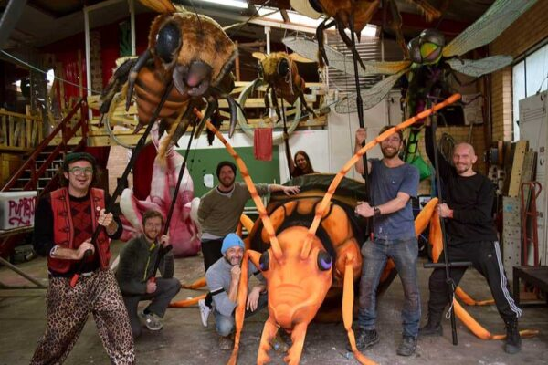 Bug Lab Exhibition 2017