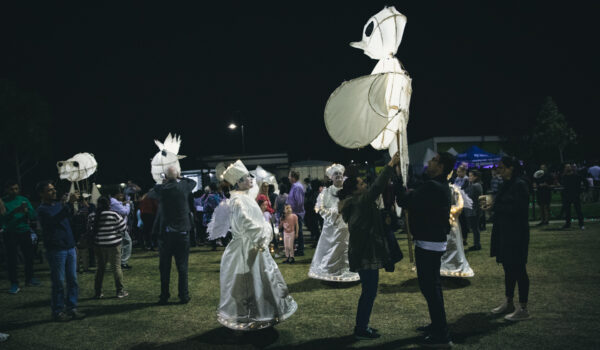 Trail of Lights Festival