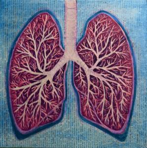 'Inhale-Exhale' Tori Swedosh
